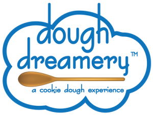 Dough Dreamery Logo a cookie dough experience