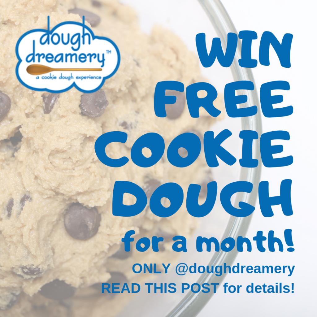 Win Free Cookie Dough