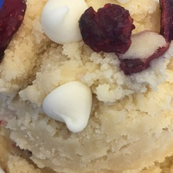 White Choc. Cranberry Bliss