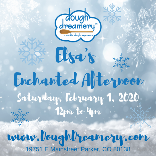 Elsa's Enchanted Afternoon